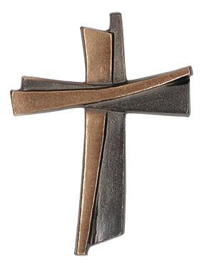 Schmuckkreuz aus Bronze