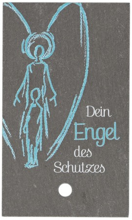 SchieferMoment Dein Engel des Schutzes