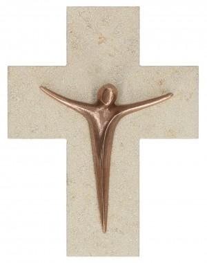 Kreuz aus Naturstein