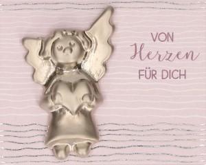 Engel-Handschmeichler - Von Herzen für dich