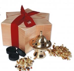 Geschenkset Weihrauch der Weihnacht