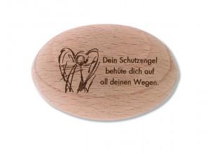 Holzhandschmeichler Dein Schutzengel behüte dich auf all deinen Wegen