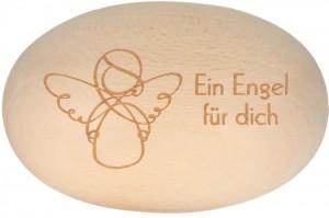 Holzandschmeichler Ein Engel für dich