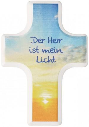 Handschmeichlerkreuz Der Herr ist mein Licht