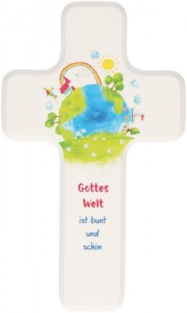 Kinderholzkreuz Gottes Welt