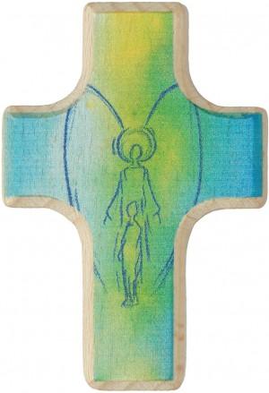 Handschmeichlerkreuz Schutzengel