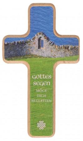 Holzkreuz - Gottes Segen