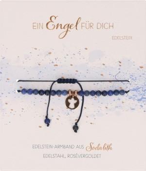 Echtstein-Armband Ein Engel für dich