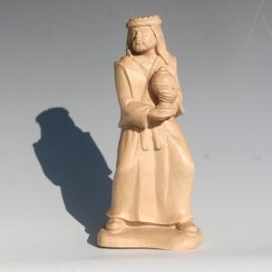 Krippenfigur König, stehend