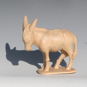 Krippenfigur Esel, stehend