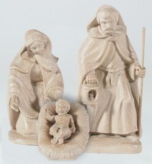 Krippenfiguren Heilige Familie