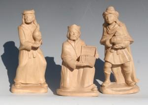 Krippenfiguren Heilige Drei Könige