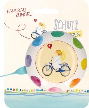 Fahrradklingel Schutz und Segen