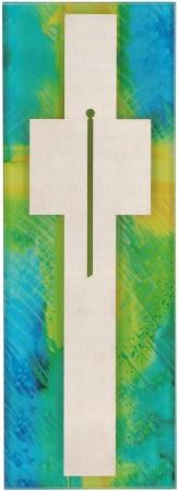 Relief aus Acrylglas Kreuz der Hoffnung