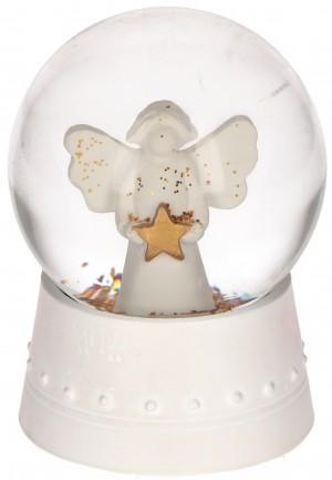 Schneekugel Engel der Weihnacht