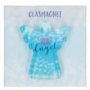 Engel-Glasmagnet - Dein Engel