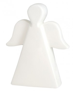 Porzellan-Figur Engel