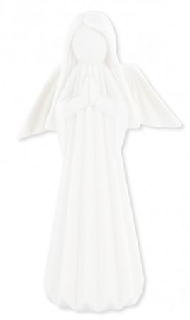Porzellan-Figur Engel betend
