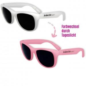 Kinder-Sonnenbrille Farbwechsel