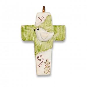 Geschenkanhänger - Kreuz