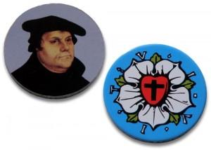 Einkaufswagenchips - Martin Luther (10 Stück)
