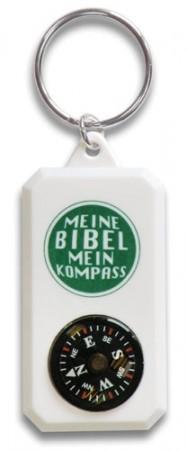 Schlüsselanhänger - Kompass