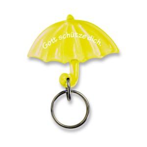 Schlüsselanhänger - Schirm