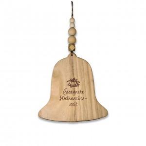 Weihnachtsdeko-Anhänger - Glocke