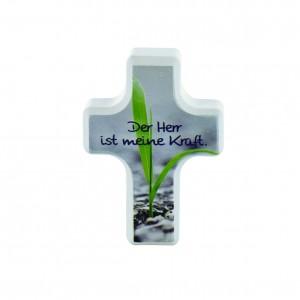 Handschmeichlerkreuz: Der Herr ist meine Kraft