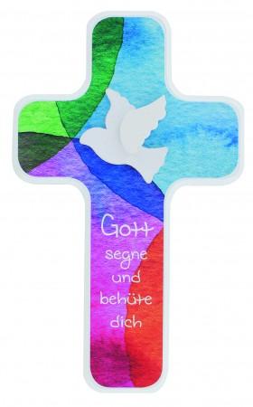 Kinderkreuz Gott segne und behüte dich