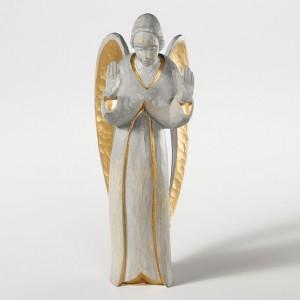 Krippenfigur Engel, stehend