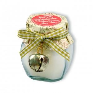 Duftkerzenglas - Weihnachtszeit