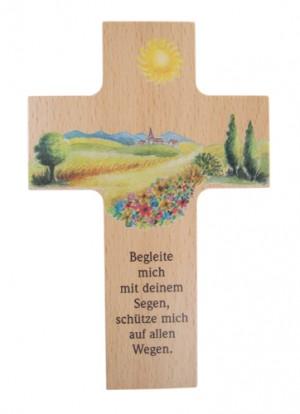 Kinderkreuz Begleite mich mit deinem Segen