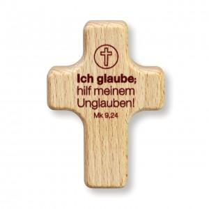 Handschmeichler Kreuz - Jahreslosung 2020