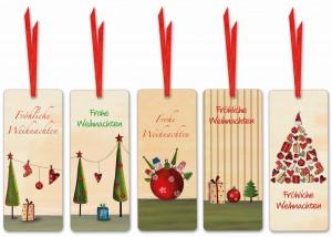 Weihnachten - Geschenkanhänger
