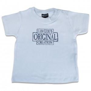 Baby-Shirt - God's Original Creation