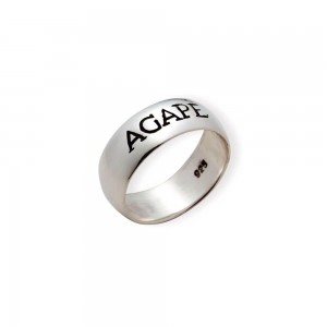 Ring - Agape 19mm