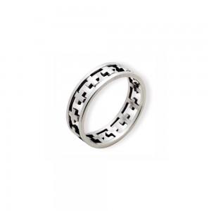 Ring - Kreuz 22mm