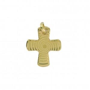 Anhänger-Kreuz - Metall