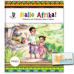 TING Audio-Buch - Hallo Afrika!