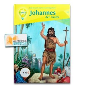 TING Audio-Buch - Johannes der Täufer