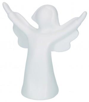 Porzellan-Figur Engel der Freude