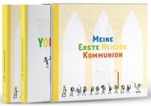 Youcat for Kids und Erinnerungsalbum