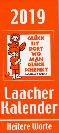 Laacher Kalender 2019 - Heitere Worte