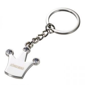 Schlüsselanhänger - Krone