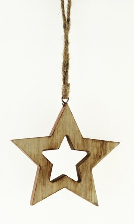 Sternhänger zum Aufhängen