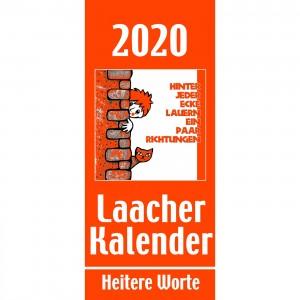 Laacher Kalender Heitere Worte 2020