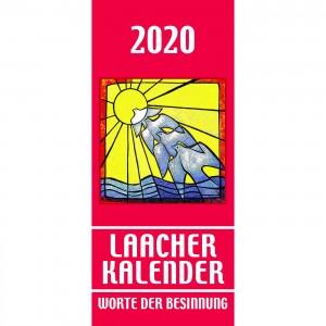 Laacher Kalender Worte der Besinnung 2020