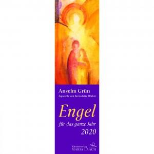 Lesezeichenkalender - Engel für das ganze Jahr 2020