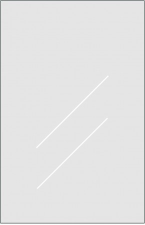 Gotteslob Großdruck-Buchhülle aus transparentem Kunststoff